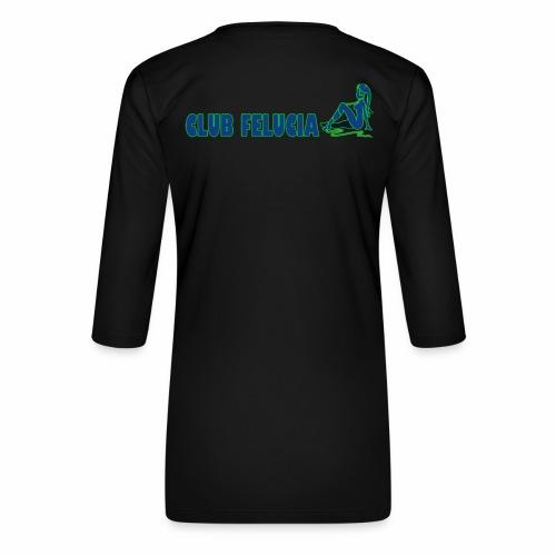Madame's_Girls - Women's Premium 3/4-Sleeve T-Shirt