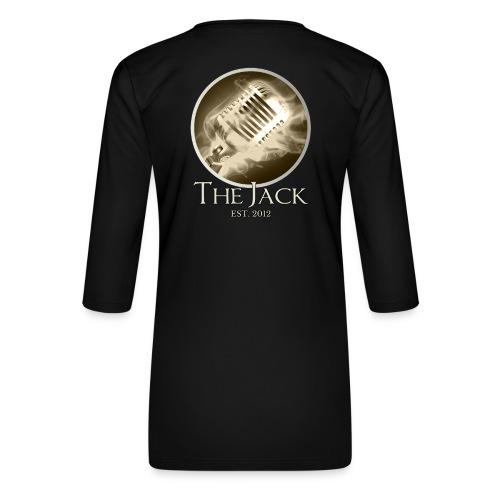 The Jack - Vrouwen premium shirt 3/4-mouw