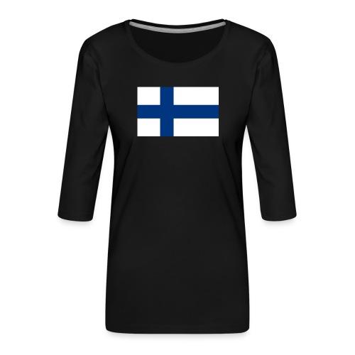 Infidel - vääräuskoinen - Naisten premium 3/4-hihainen paita