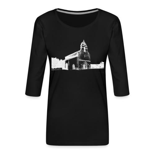 J'aime Saint-Nexans - T-shirt Premium manches 3/4 Femme