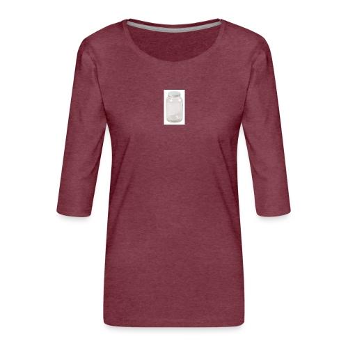 PLEASE FILL UP MY EMPTY JAR - Women's Premium 3/4-Sleeve T-Shirt