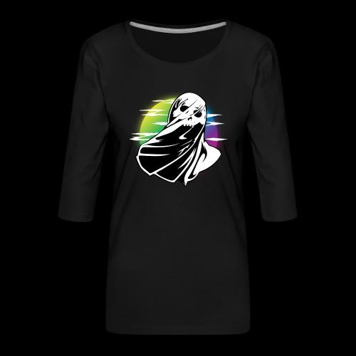 MRK24 - Women's Premium 3/4-Sleeve T-Shirt