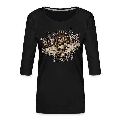 Rocker Member - Frauen Premium 3/4-Arm Shirt