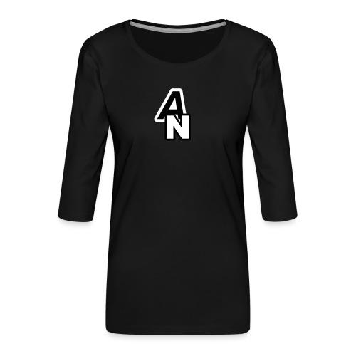 al - Women's Premium 3/4-Sleeve T-Shirt