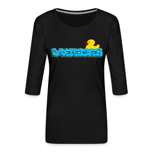 Bademeister - Frauen Premium 3/4-Arm Shirt