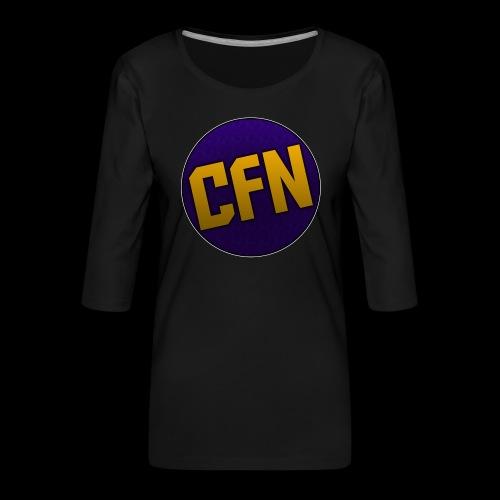CFN - Women's Premium 3/4-Sleeve T-Shirt