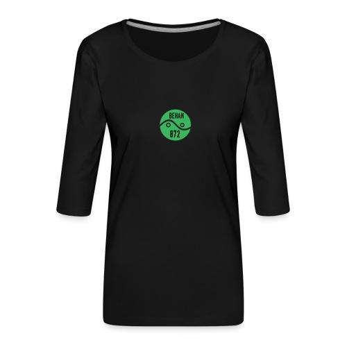 1511988445361 - Women's Premium 3/4-Sleeve T-Shirt