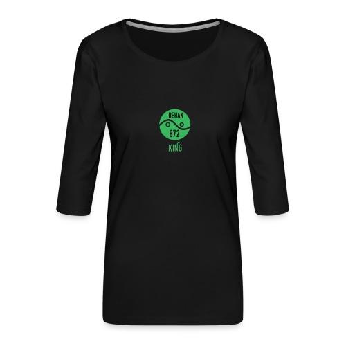 1511989094746 - Women's Premium 3/4-Sleeve T-Shirt
