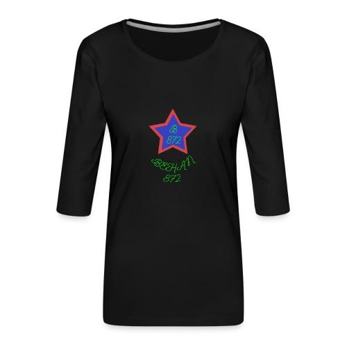 1511903175025 - Women's Premium 3/4-Sleeve T-Shirt