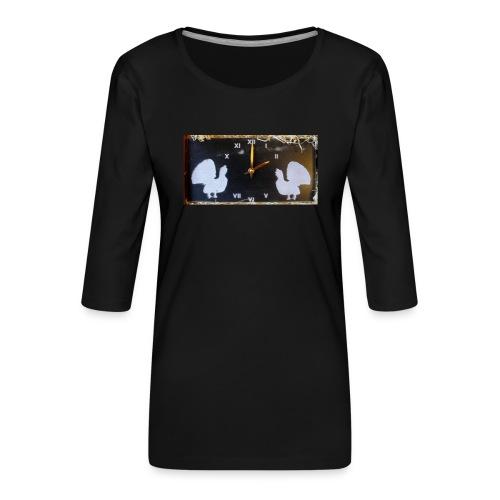 Metsot - Naisten premium 3/4-hihainen paita