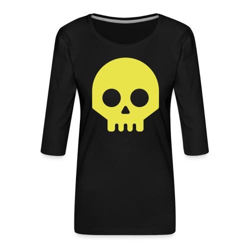 Vikisijästä tekijäksi - Naisten premium 3/4-hihainen paita