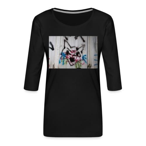 26178051 10215296812237264 806116543 o - T-shirt Premium manches 3/4 Femme