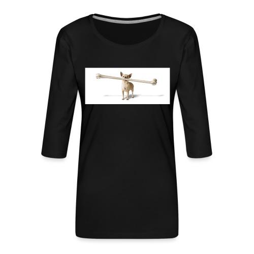 Tough Guy - Vrouwen premium shirt 3/4-mouw