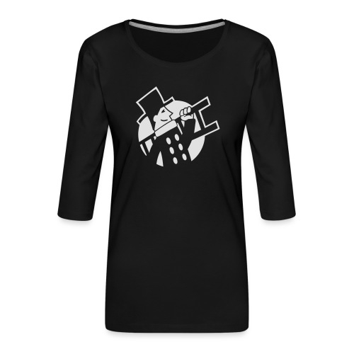 Schornsteinfeger - Frauen Premium 3/4-Arm Shirt