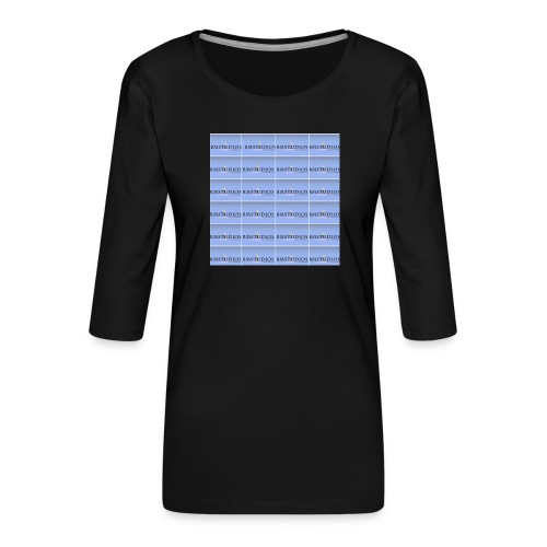 i phone case jpg - Women's Premium 3/4-Sleeve T-Shirt