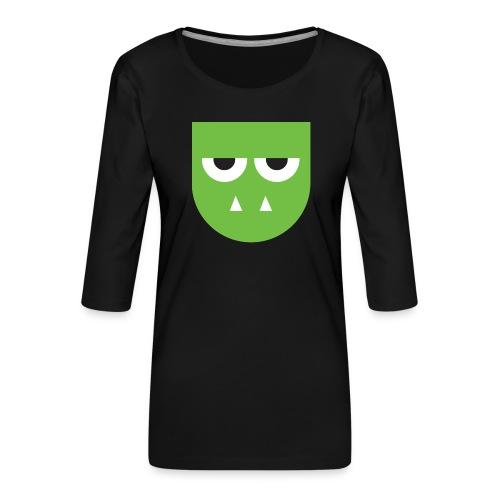Troldehær - Women's Premium 3/4-Sleeve T-Shirt