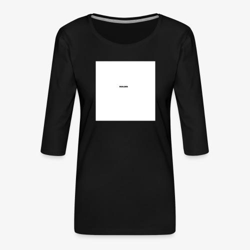 Holger Cover - Dame Premium shirt med 3/4-ærmer