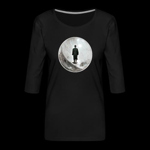 PC40 Yes Astral Traveler - Camiseta premium de manga 3/4 para mujer