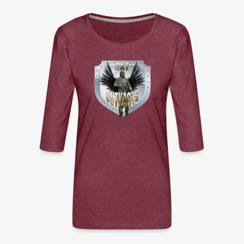 OKT Avatar 2 - Women's Premium 3/4-Sleeve T-Shirt