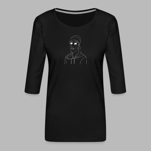 Das ist Oli. - Frauen Premium 3/4-Arm Shirt