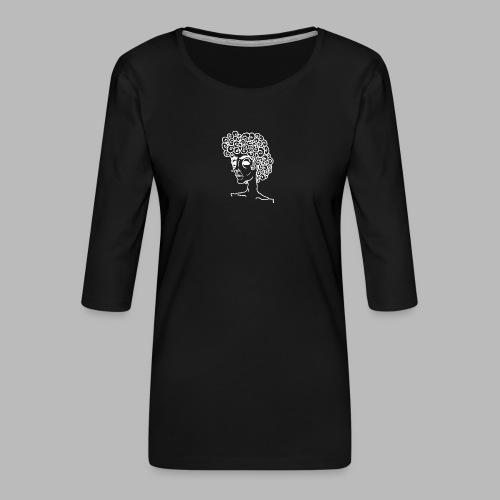 Das ist Leonor. - Frauen Premium 3/4-Arm Shirt
