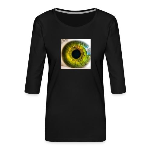 IMG 20180311 111555 - Women's Premium 3/4-Sleeve T-Shirt