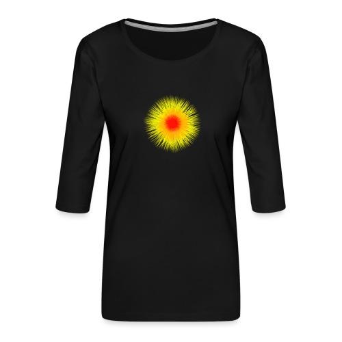 Sonne I - Frauen Premium 3/4-Arm Shirt