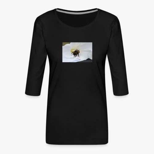 Beeflu - Women's Premium 3/4-Sleeve T-Shirt