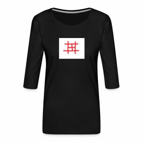 taulu 3 - Naisten premium 3/4-hihainen paita