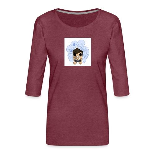TheKryl - Women's Premium 3/4-Sleeve T-Shirt