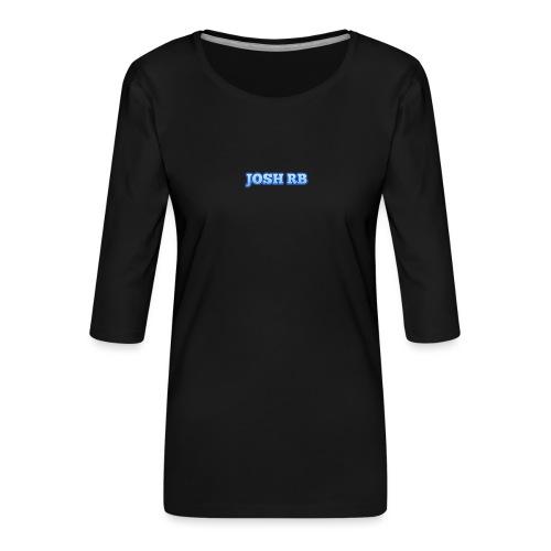 JOSH - Women's Premium 3/4-Sleeve T-Shirt
