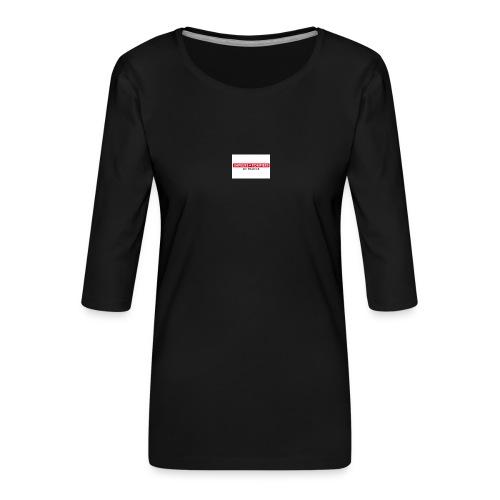 sp de france - T-shirt Premium manches 3/4 Femme
