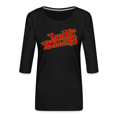 Lpr HCRollers - Naisten premium 3/4-hihainen paita