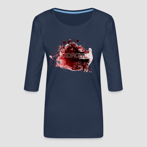 Exorcism - Women's Premium 3/4-Sleeve T-Shirt