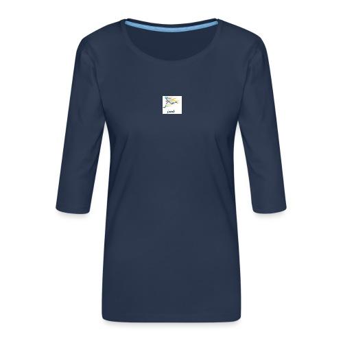 JOMB - T-shirt Premium manches 3/4 Femme