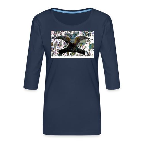 Blue Mojitos (w) - Women's Premium 3/4-Sleeve T-Shirt