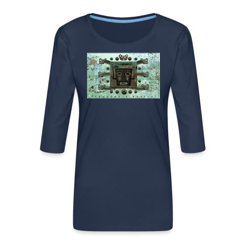 Psicose Progressiva (w) - Women's Premium 3/4-Sleeve T-Shirt