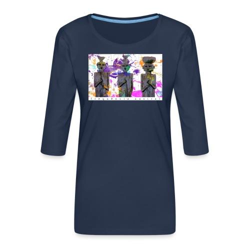 Passo Centurion (w) - Women's Premium 3/4-Sleeve T-Shirt
