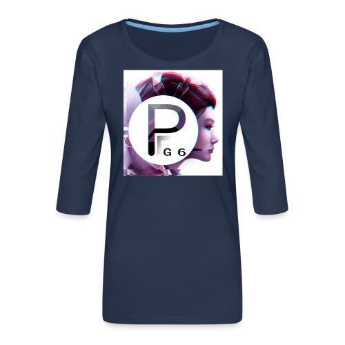Pailygames6 - Frauen Premium 3/4-Arm Shirt