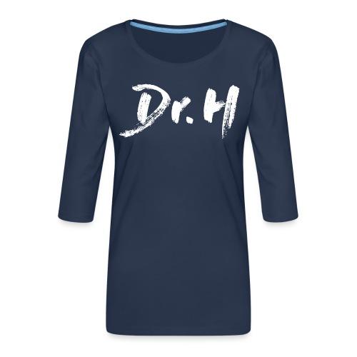 Sweat enfant Docteur H - T-shirt Premium manches 3/4 Femme