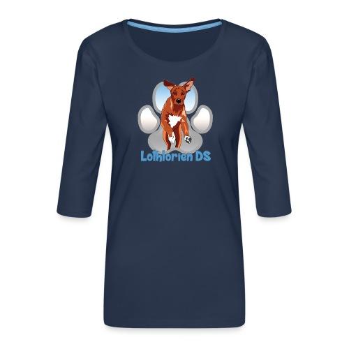 Lothlorien - Women's Premium 3/4-Sleeve T-Shirt