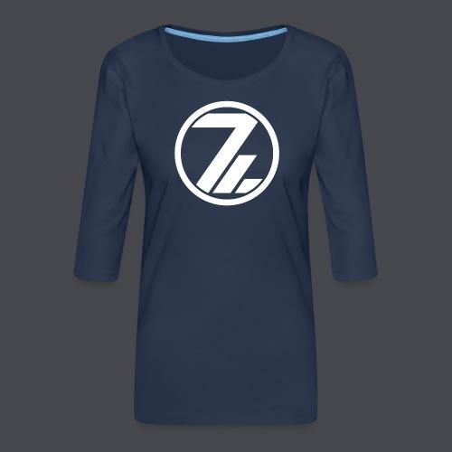 OutsiderZ Hoodie 3 - Frauen Premium 3/4-Arm Shirt