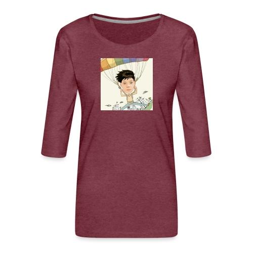 Wanderingoak629 - Women's Premium 3/4-Sleeve T-Shirt
