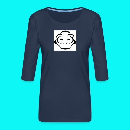 FullSizeRender_-1- - Dame Premium shirt med 3/4-ærmer