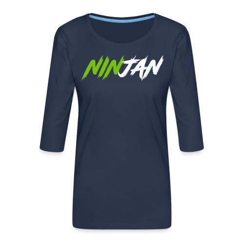 spate - Women's Premium 3/4-Sleeve T-Shirt