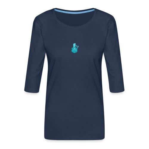 Shadow Moses - Women's Premium 3/4-Sleeve T-Shirt