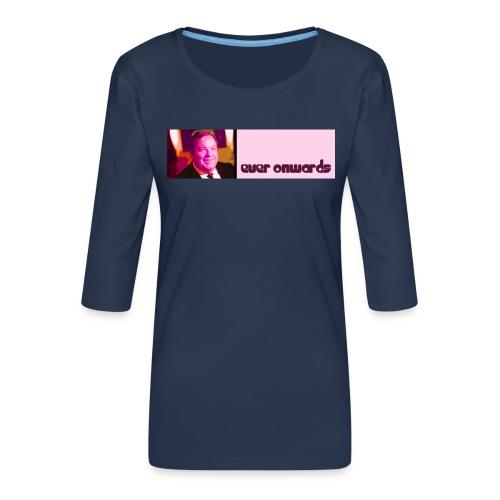 Chily - Women's Premium 3/4-Sleeve T-Shirt