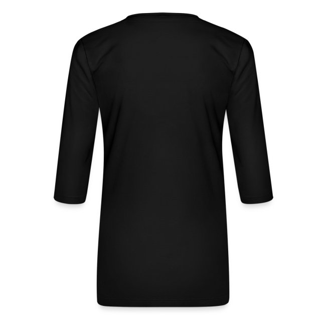Vorschau: color kitty - Frauen Premium 3/4-Arm Shirt