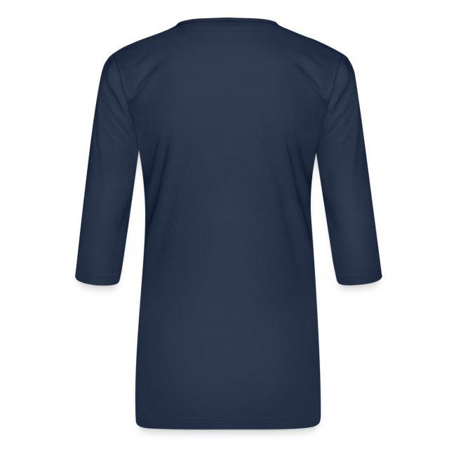 Vorschau: color kitty - Frauen Premium 3/4-Arm Shirt