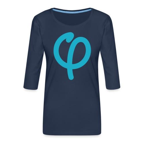 fi Insoumis - T-shirt Premium manches 3/4 Femme